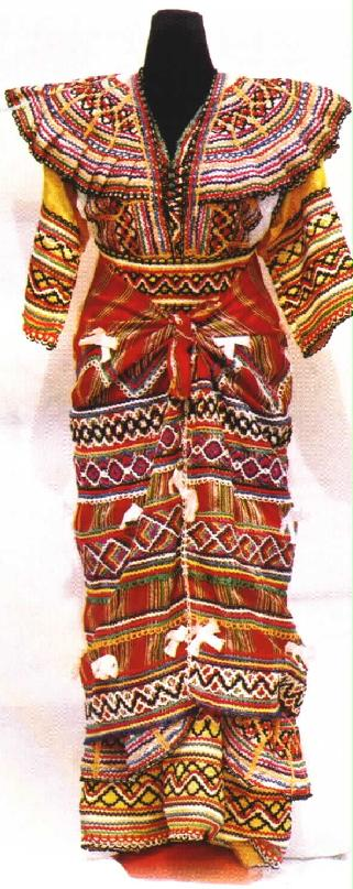 أزياء تقليدية جزائرية
